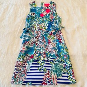 NWT 00 Marli Shift Dress